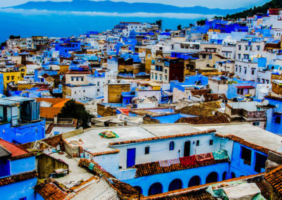 One day Morocco trip from Fez to Chefchaouen