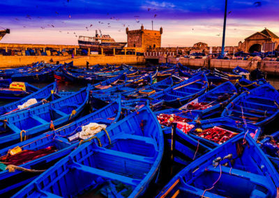 Enjoy Essaouira Mogador Morocco trip in one day