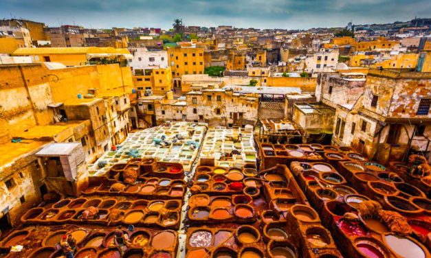 8 days Trip from TANGER to MARRAKECH via CHEFCHAOUEN, FES, MERZOUGA and DADES VALLEY
