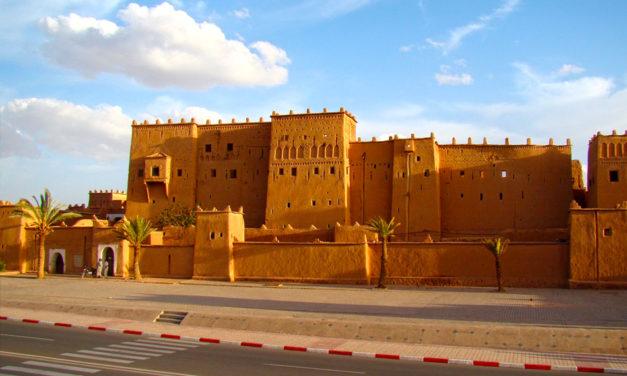 Ait Benhaddou and Ouarzazate Morocco Trip