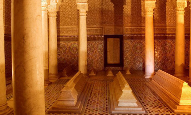 Marrakech city sightseeing Morocco trip