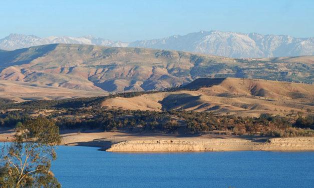 Takerkoust Lake and Plateau kik Morocco Trip