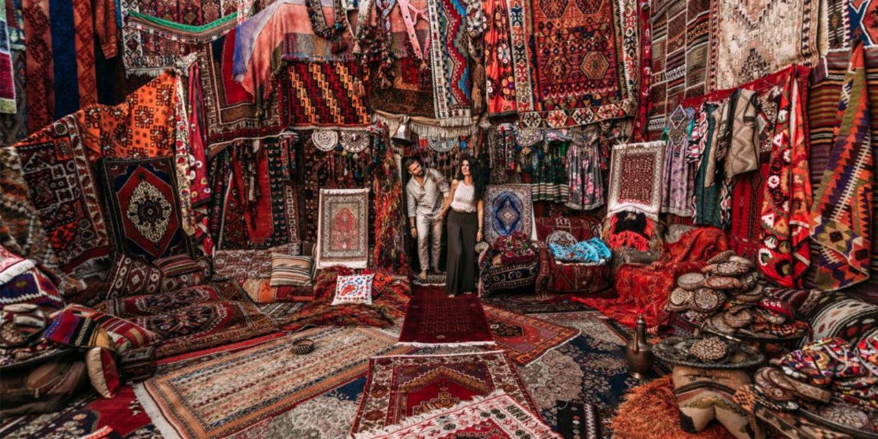 Moroccan Berber Rugs: History & culture