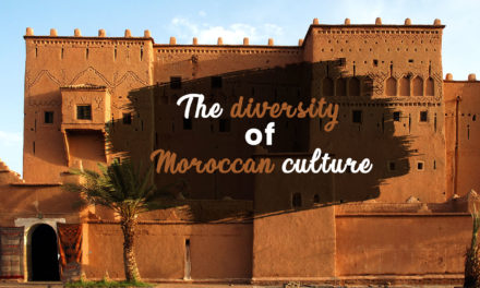 The diversity of Moroccan culture