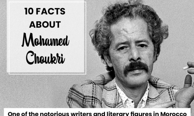 10 Facts about Mohamed Choukri: One of the notorious writers and literary figures in Morocco