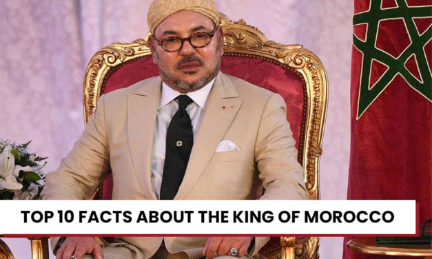 Top 10 facts about the King of Morocco