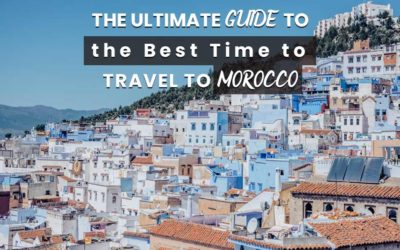 The Ultimate Guide to the Best Time to Travel to Morocco